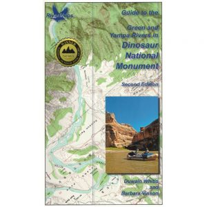 Guide to the Green & Yampa in Dinosaur National Monument, 2nd ed