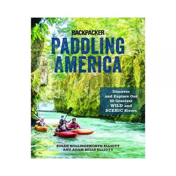 Paddling America Book Cover