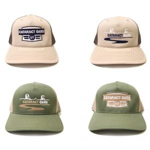 Cataract Oars Hats