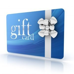 Cataract Oars Gift Card